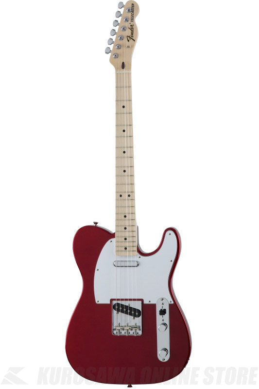 Fender Made in Japan Traditional MIJ 70s Telecaster , Ash, Maple, Candy Apple Red [5350702309] (エレキギター/テレキャスター)(送料無料) 【ONLINE STORE】