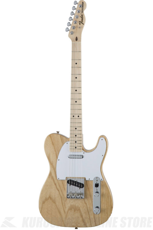 Fender Made in Japan Traditional MIJ 70s Telecaster , Ash, Maple, Natural [5350702321] (エレキギター/テレキャスター)(送料無料) 【ONLINE STORE】