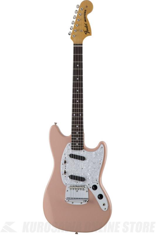 Fender Made in Japan Traditional MIJ '70s Mustang , Rosewood, Flamingo Pink [5354700338] (エレキギター/ムスタング)(送料無料) 【ONLINE STORE】