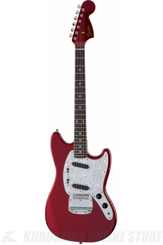 Fender Made in Japan Traditional MIJ '70s Mustang , Matching Head, Rosewood, Candy Apple Red [5354710309] (エレキギター/ムスタング)(送料無料) 【ONLINE STORE】