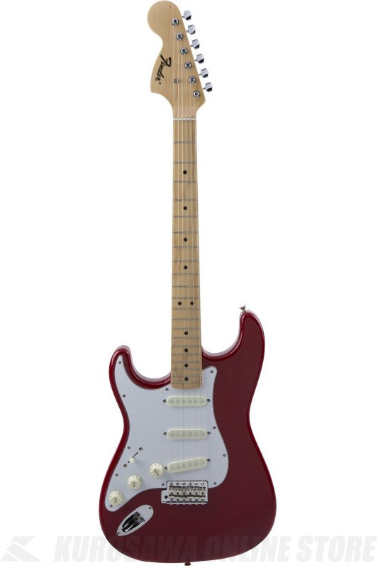 Fender Made in Japan Traditional MIJ '68 Stratocaster , Left-Hand, Maple, Torino Red [5358600358] (エレキギター/ストラトキャスター)(送料無料) 【ONLINE STORE】