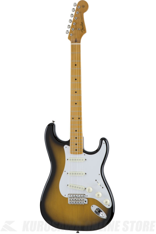 Fender Made in Japan Traditional MIJ '50s Stratocaster , Maple, 2-Color Sunburst [5359502303] (エレキギター/ストラトキャスター)(送料無料) 【ONLINE STORE】