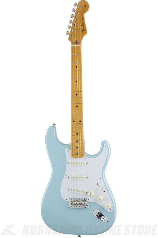 Fender Made in Japan Traditional MIJ '50s Stratocaster , Maple, Daphne Blue [5359502304] (エレキギター/ストラトキャスター)(送料無料) 【ONLINE STORE】
