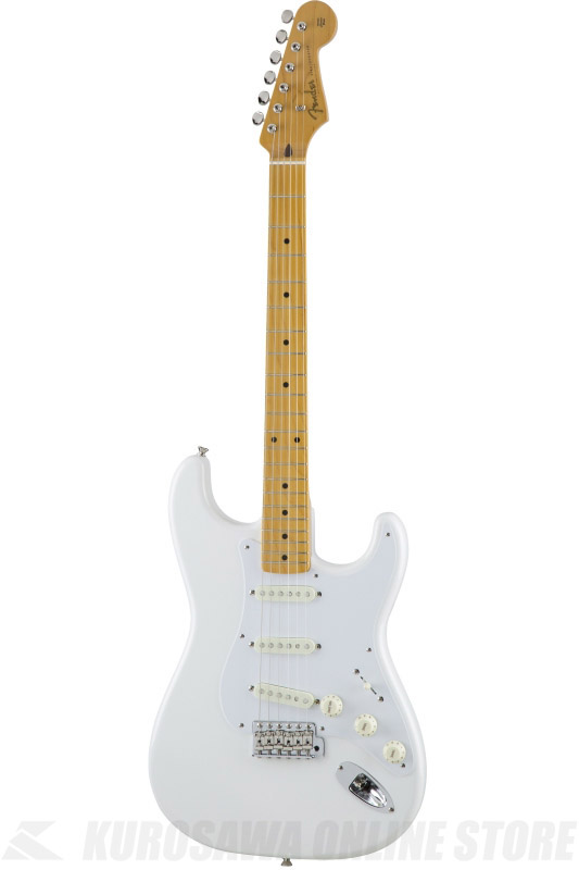 Fender Made in Japan Traditional MIJ '50s Stratocaster , Maple, Arctic White [5359502380] (エレキギター/ストラトキャスター)(送料無料) 【ONLINE STORE】
