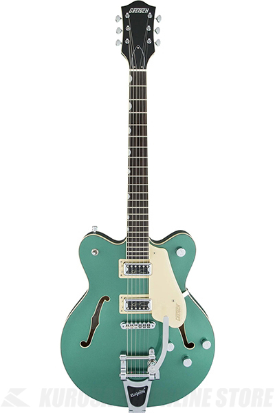 Gretsch G5622T Electromatic Center Block Double-Cut with Bigsby Georgia Green (エレキギター)(送料無料) 【ONLINE STORE】