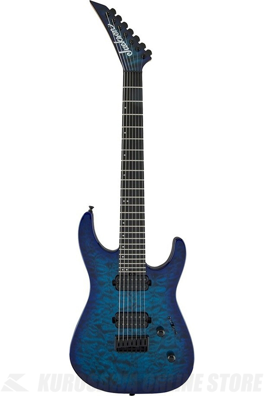 Jackson Pro Series Dinky DK7Q HT Chlorine Burst (7弦ギター/エレキギター)(送料無料) 【ONLINE STORE】