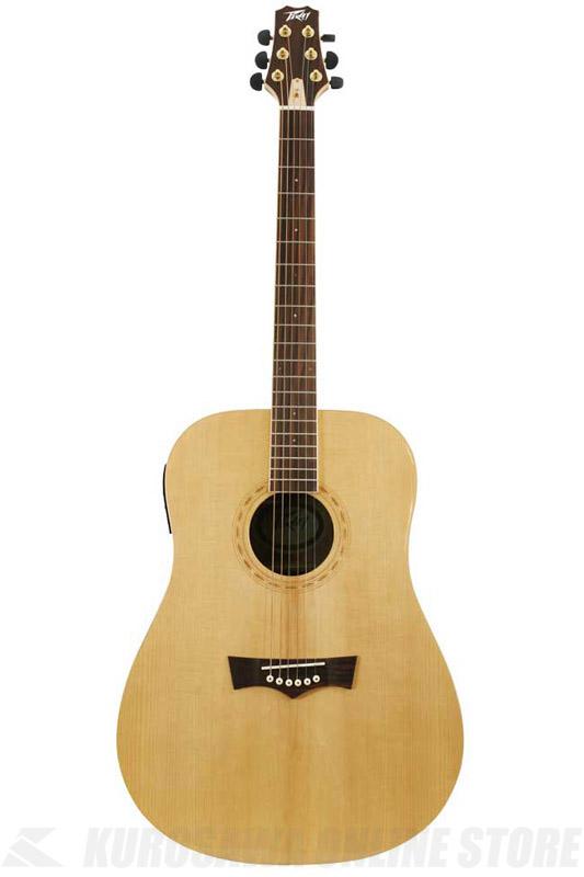 Peavey DW Acousticsシリーズ DW-3 Acoustic NAT (エレアコ/アコースティックギター)(送料無料) 【ONLINE STORE】
