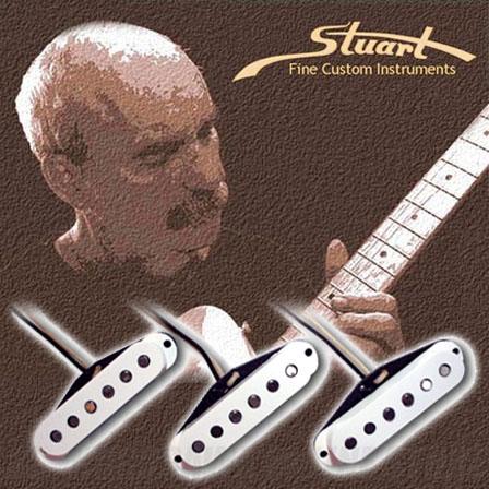 Stuart Fine Custom Instruments Vintage 50's Stratocaster SET (ギター用ピックアップ)(送料無料) 【ONLINE STORE】