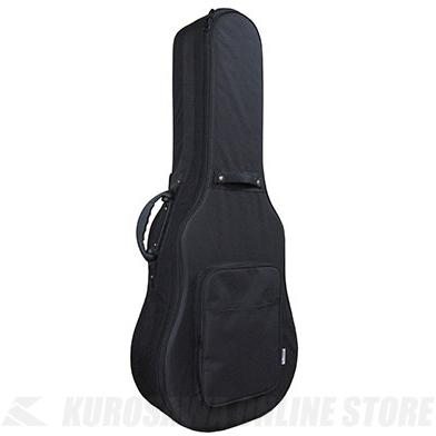 アコースティックギター用セミハードケース 《GID》 GID ABS 70%OFFアウトレット SHELL PROTECTION CASE ドレッドノート用 STORE ONLINE GEX-D 送料無料 BLK ご予約受付中 正規店