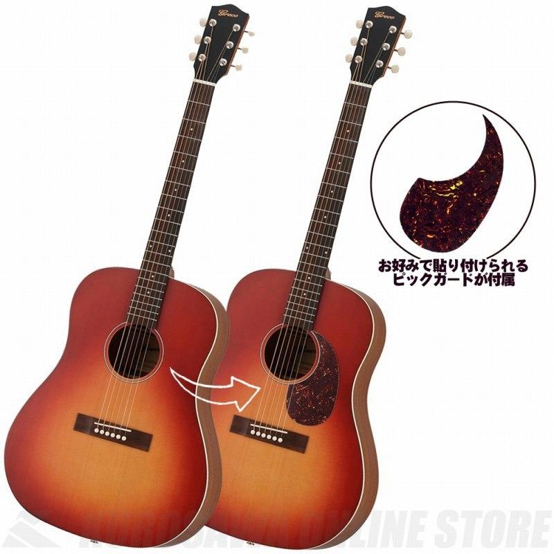 Greco GAJ-30P CSB Cherry Sunburst (アコースティックギター/エレアコ)(送料無料) 【ONLINE STORE】