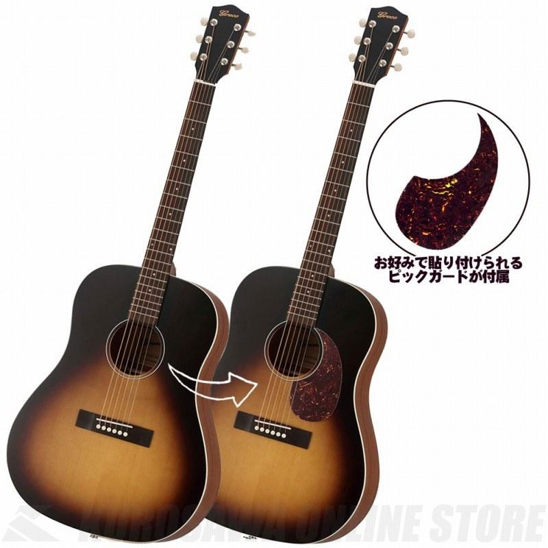 柔らかな質感の Greco GAJ-30P TSB TSB Tobacco Tobacco Sunburst GAJ-30P (アコースティックギター/エレアコ)(送料無料)【ONLINE STORE】, 男性下着専門ショップ こねくと:38c4d40e --- estudiosmachina.com
