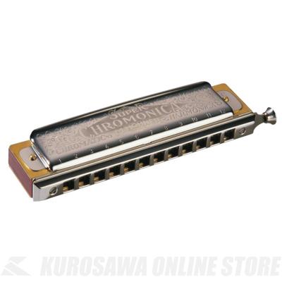 HOHNER Super Chromonica 270 270/48 D調 (12穴ハーモニカ)(送料無料) 【ONLINE STORE】