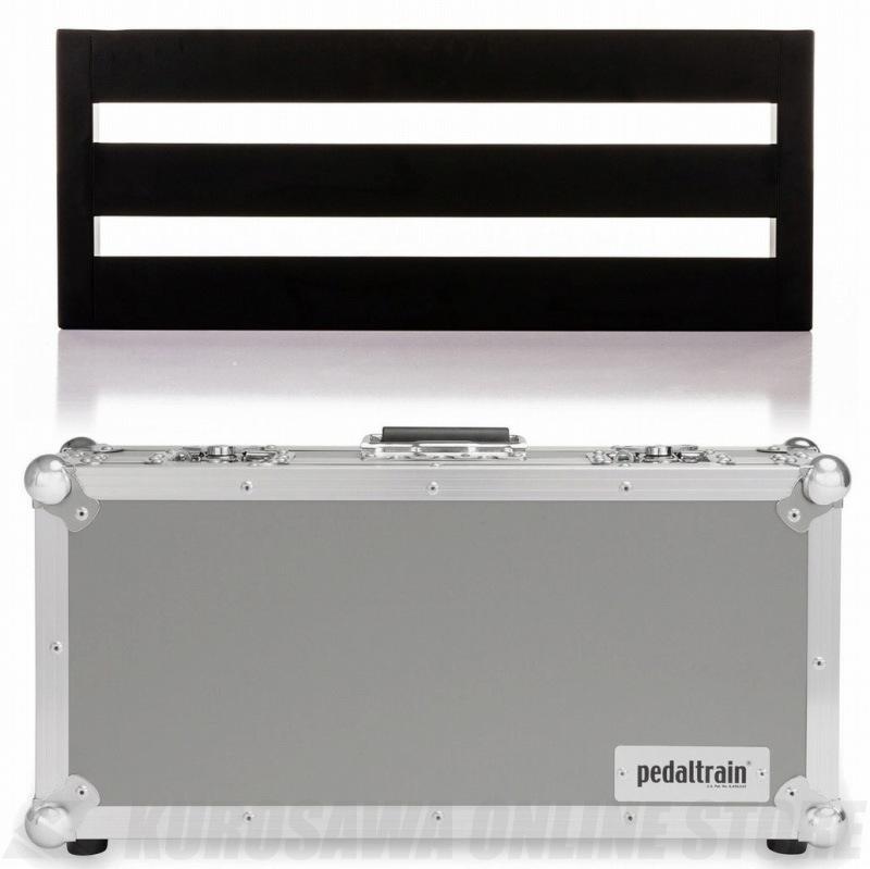 Pedaltrain PT-M20-TC:Metro 20 w/Tour case (エフェクターボード/ツアーケース付)(送料無料) 【ご予約受付中】【ONLINE STORE】