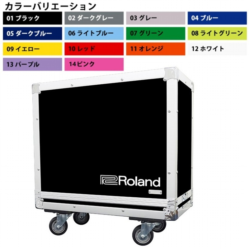 Roland TB-BCST Blues Cube Stage用ハードケース (受注生産品)(送料無料)【ロゴの有無/カラーをお選び下さい】 【ONLINE STORE】