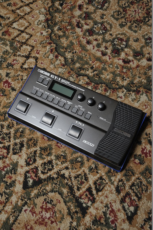 BOSS Guitar Effects Processor GT-1【BOSS GT-1/GT-1Bスリーブケースプレゼント!】【新品】【日本総本店在庫品】