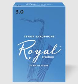 RICO D'Addario WoodWinds リコ ロイヤル 値引き 返品交換不可 10枚入り ONLINE STORE テナーサックスリード