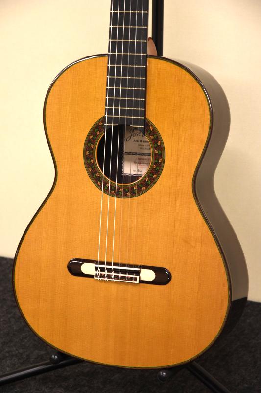 ホセ・ラミレス Jose Ramirez Aria 60 Anniversary JRA60 Solid Cedar Top #19 《クラシックギター》【世界限定30本】