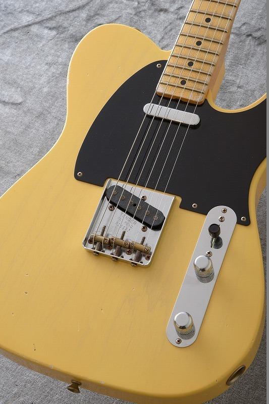 Fender Custom Shop Master Built 52 Telecaster J.Relic by Deniss Galuszka【名古屋店在庫品】
