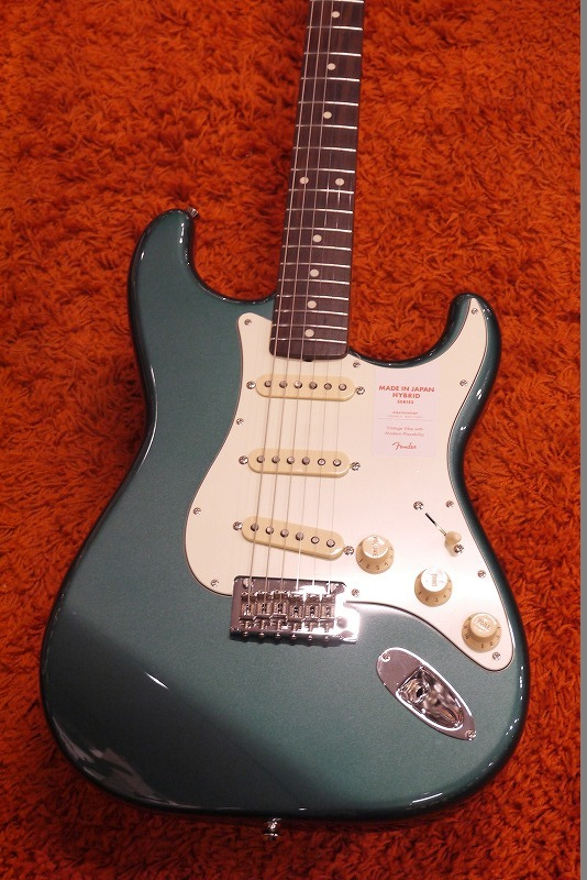 Fender Japan Hybrid 60s Stratocaster -SGM-【NEW】【名古屋店在庫品】