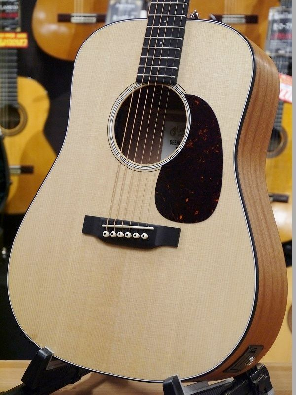 Martin Dreadnought_Jr. E #2106015【名古屋店在庫品】