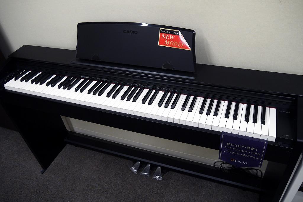 【送料別途】【店頭展示特価品】Casio PX-770 BK ブラックウッド調 (デジタルピアノ)【名古屋店在庫品】