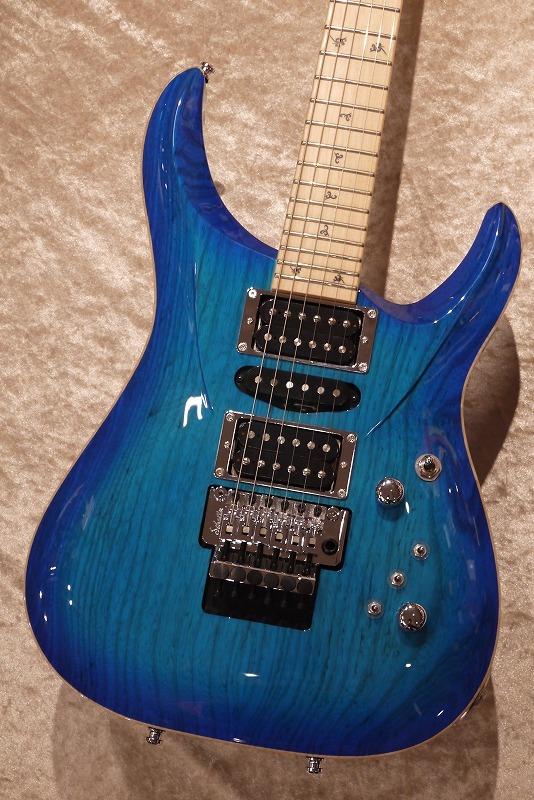 G-Life Guitars DSG Life Ash -Royal Blue Turquoise-【名古屋店在庫品】