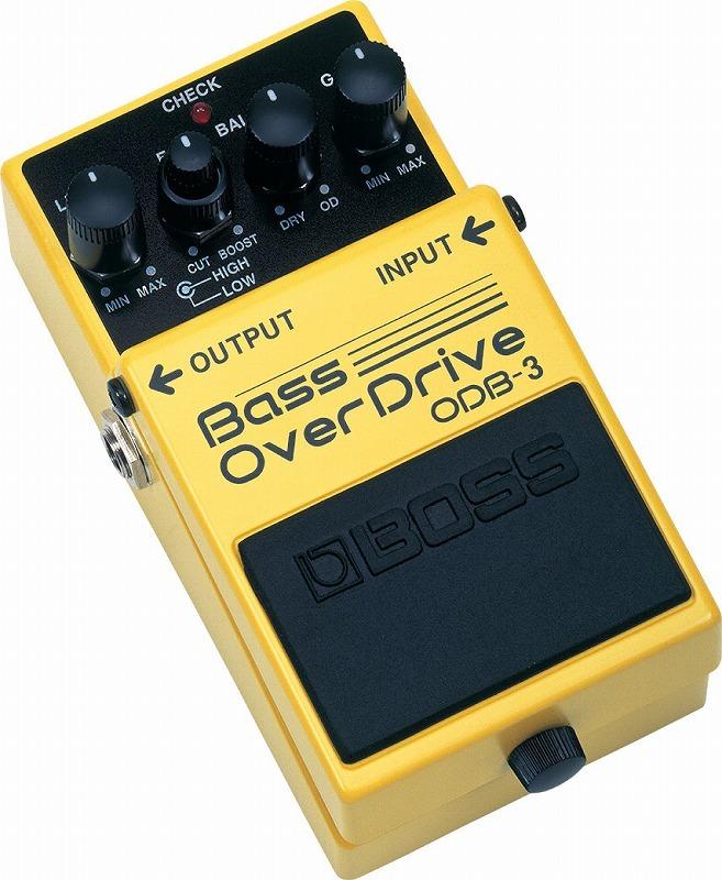 BOSS ODB-3 Bass OverDrive【名古屋店在庫品】