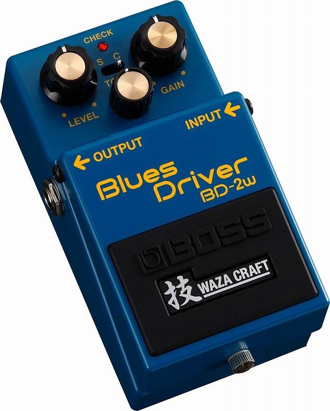 BOSS BD-2w Blues Driver【名古屋店在庫品】