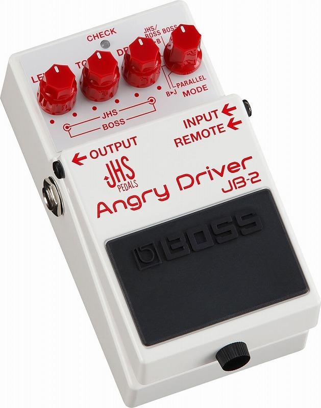 BOSS JB-2 Angry Driver【名古屋店在庫品】