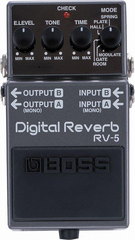 BOSS RV-5 Reverb【名古屋店在庫品】