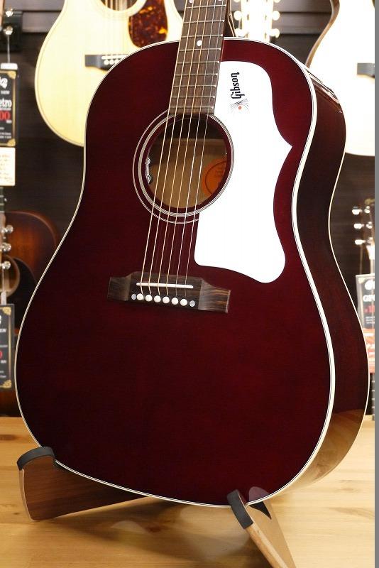 Gibson 1960's J-45 Wine Red w/VTC【名古屋店在庫品】