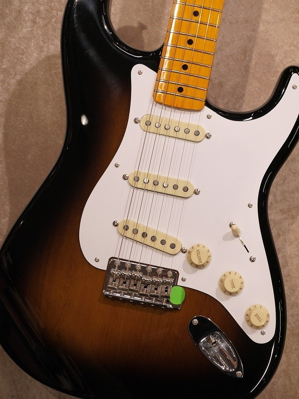 Fender Mexico Classic Series '50s Stratocaster Lacquer -2 Color Sunburst-【名古屋店在庫品】