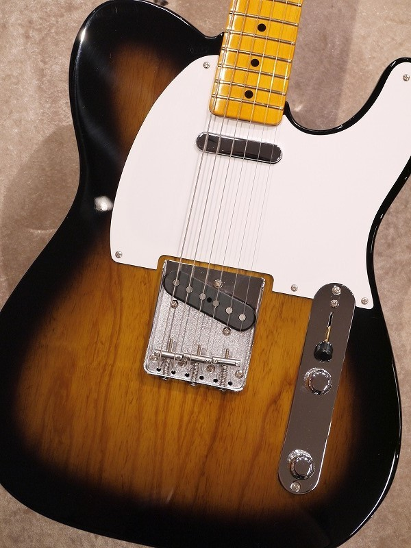 Fender Mexico Classic Series '50s Telecaster Lacquer -2 Color Sunburst-【名古屋店在庫品】