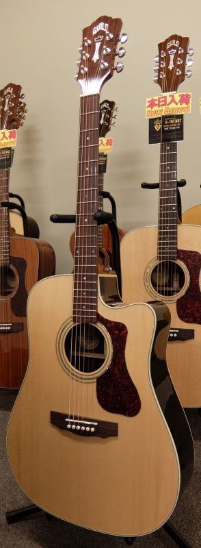 GUILD Westerly Collection D-150CE (NAT) 《アコースティックギター》【名古屋店在庫品】