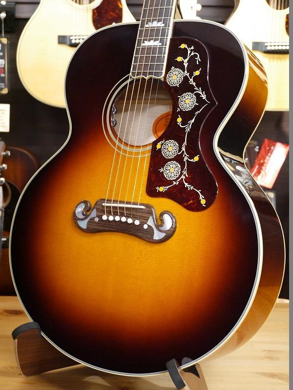 Gibson 2018 Limited Model 1968 SJ-200 #10408027【クロサワ楽器名古屋店在庫品】【名古屋店在庫品】