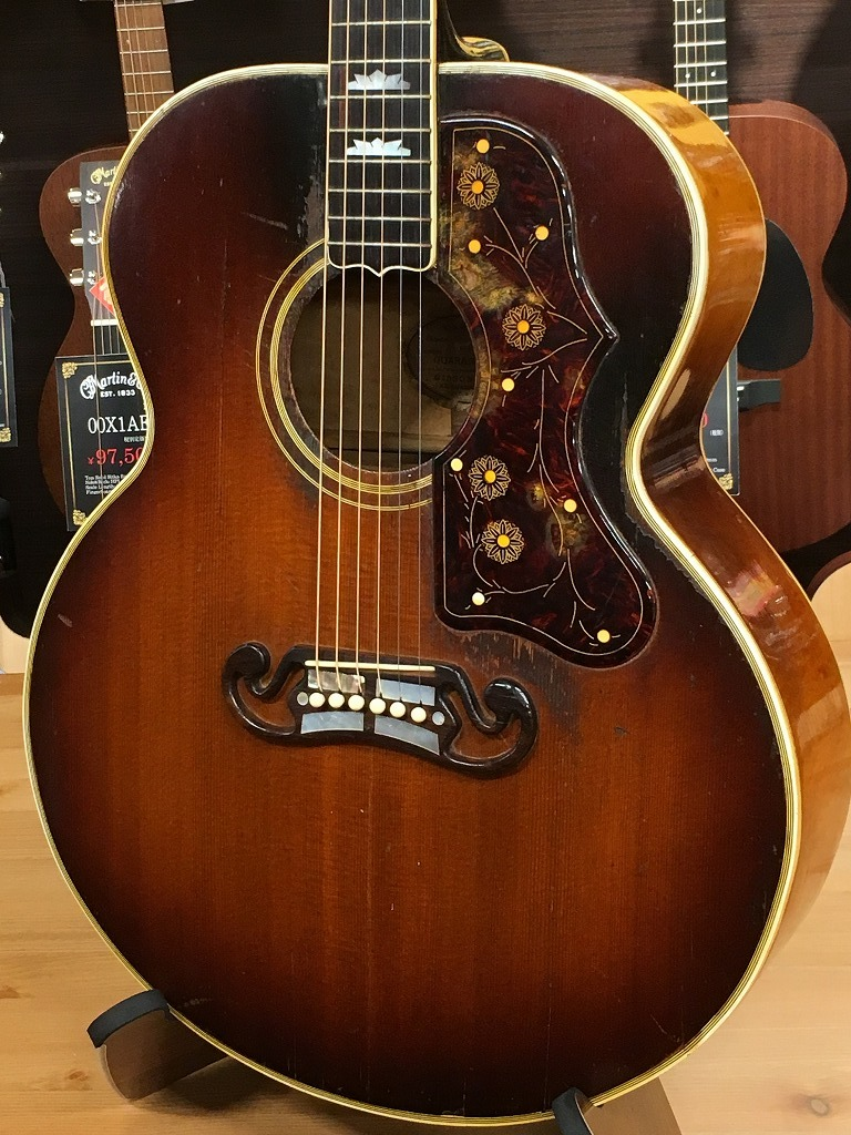 Gibson Gibson J-200 1948年【VINTAGE】【名古屋店在庫品】
