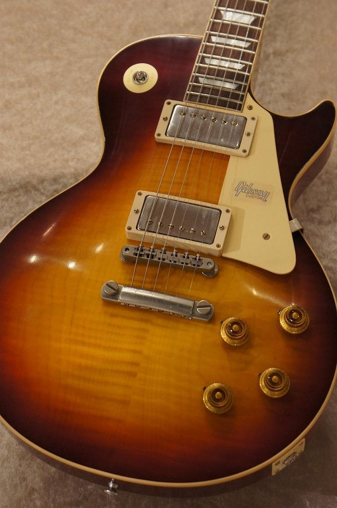 Gibson Custom Shop 2018 Historic Collection 1959 Les Paul Standard -Bourbon Burst- VOS【NEW】【名古屋店在庫品】