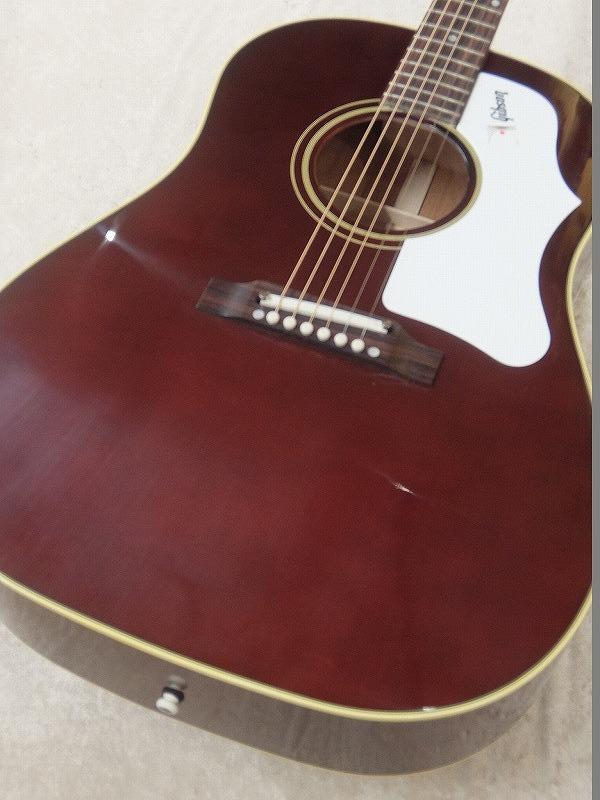 Gibson 1960's J-45 Wine Red w/ADJ VOS【名古屋店在庫品】