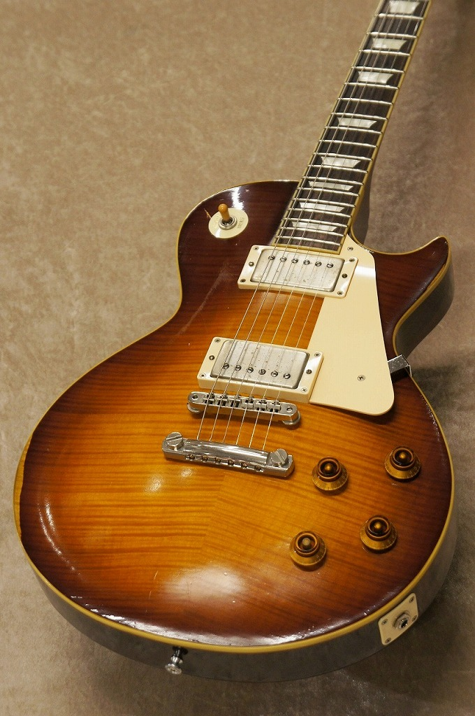 EDWARDS E-LP-130LTS/RE -Tabacco Sunburst- [2007年製]【USED】【名古屋店在庫品】
