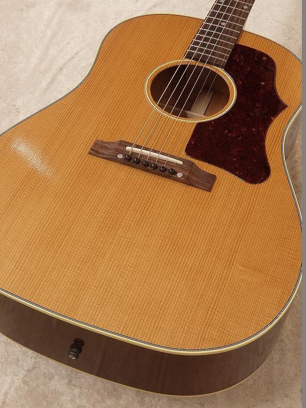 Gibson 1959 J50 THERMALLY SITKA TOP W/BONE BRIDGE  【名古屋店在庫品】