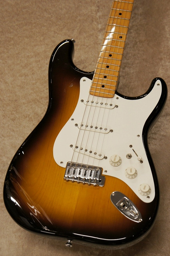 SCHECTER ST Type Birdseye Maple Neck -Sunburst-【Used】【名古屋店在庫品】