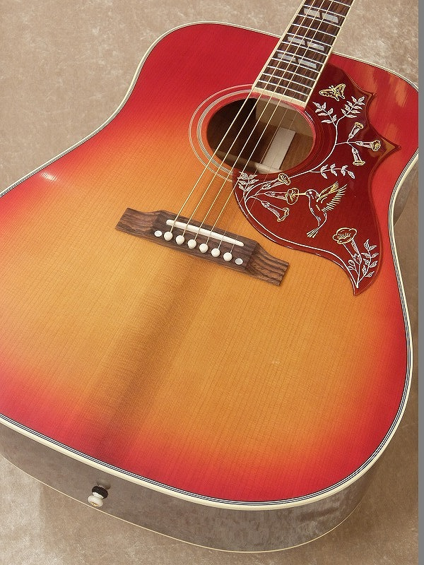 Gibson 1960's Hummingbird VCS Thermally Aged Red Spruce【名古屋店在庫品】