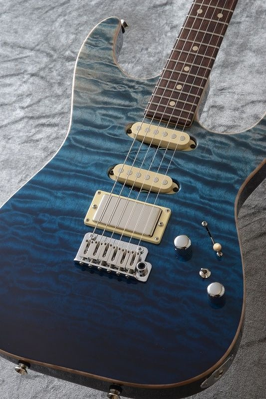 TOM ANDERSON 【アウトレット特価!!】Drop Top / Arctic Blue Surf with Binding【名古屋店】【名古屋店在庫品】