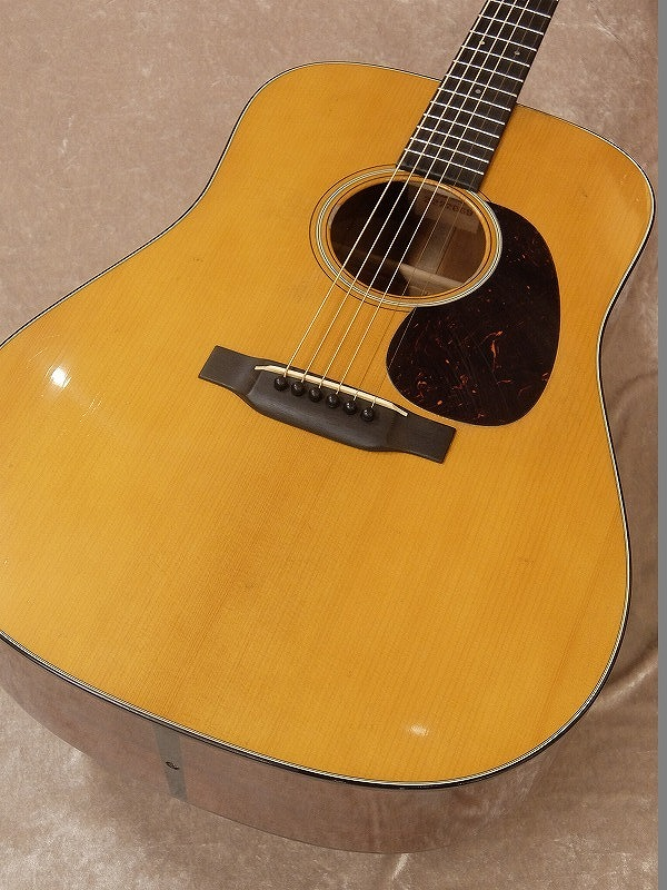 Martin D-18 Authentic 1939 Aged #2222869【名古屋店在庫品】