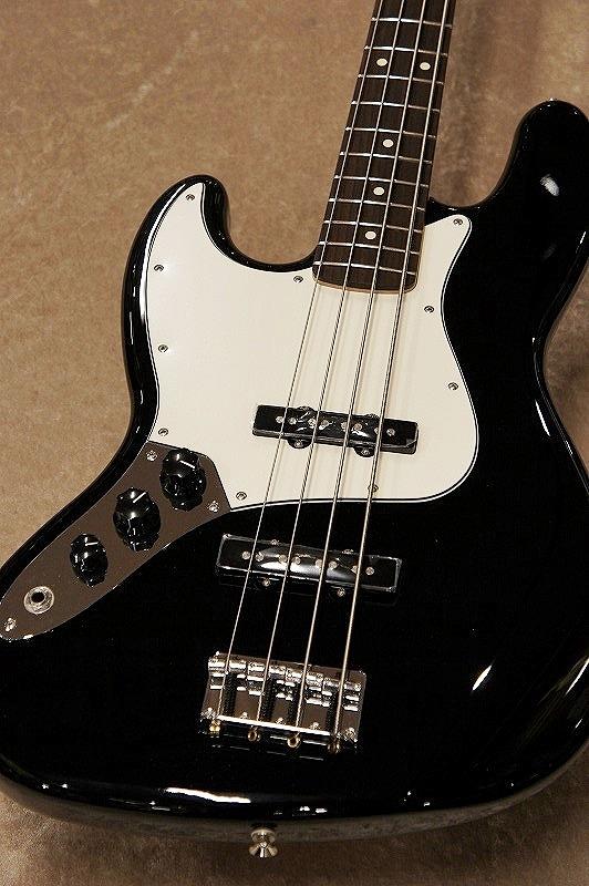 Fender Standard Jazz Bass LH -BLK-【左利き用】【名古屋店在庫品】
