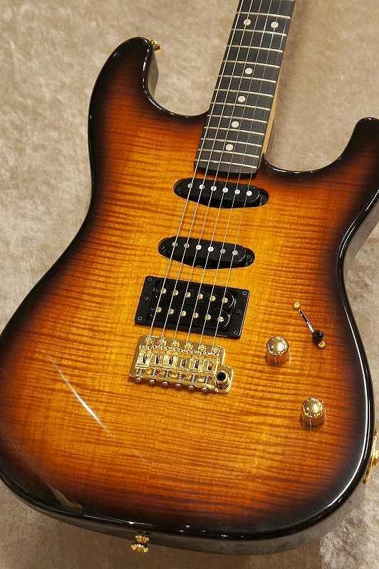 J.W.Black Guitars JWB-S Killer Bent Top 7 of 8【ショッピングクレジット48回無金利!!】【名古屋店在庫品】