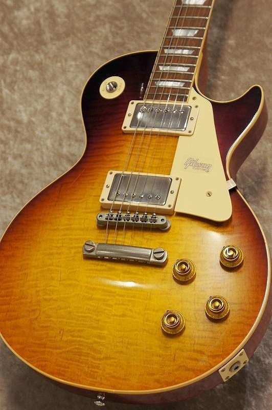 Gibson Custom Shop 2018 Historic Collection 1959 Les Paul Standard VOS【B級特価】【名古屋店在庫品】
