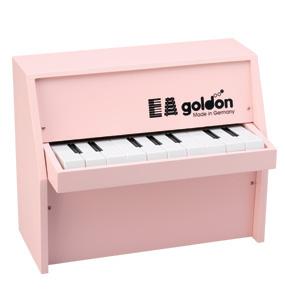 ゴールドン ピアノ(10音) ベビーピンク【ONLINE STORE】