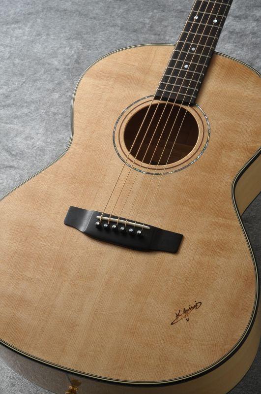 K.Yairi RF Custom #67728 【総本店アコースティック】 【カスタムモデル】 【新品】 【日本総本店アコースティックギターフロア在庫品】