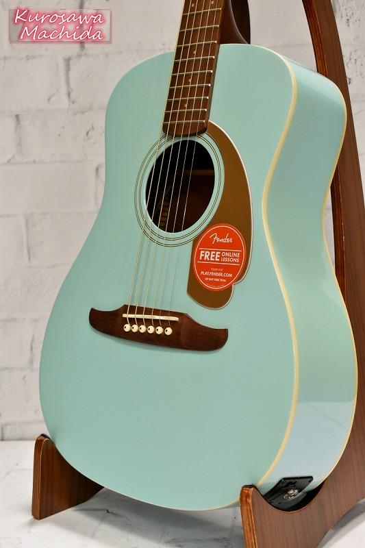 Fender Acoustics Malibu Player AS WN #IWA1822669 【クロサワ町田店】
